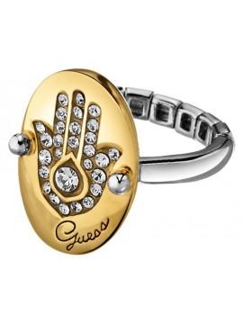 Δίχρωμο δαχτυλίδι guess UBR11304-L UBR11304-L