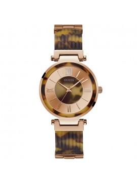 Γυναικείο ρολόι Guess Animal Print Bracelet W0638L8 W0638L8