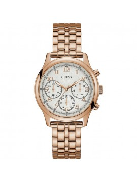Ρολόι Guess Multifunction Rose Gold Bracelet W1018L3 W1018L3