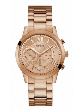 Ρολόι Guess Ladies Multifunction Rose Gold W1070L3 W1070L3