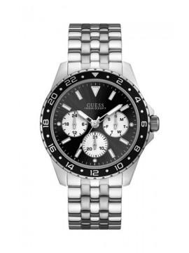 Ανδρικό ρολόι Guess Silver Stainless Steel Bracelet W1107G1 W1107G1