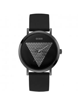 Ρολόι Guess ανδρικό μαύρο W1161G2 W1161G2