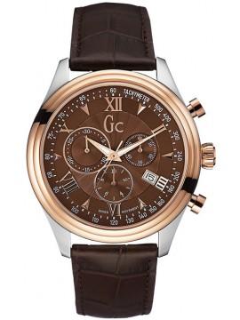 Ανδρικό ρολόι χρονογράφος Gc Y04003G4 Y04003G4