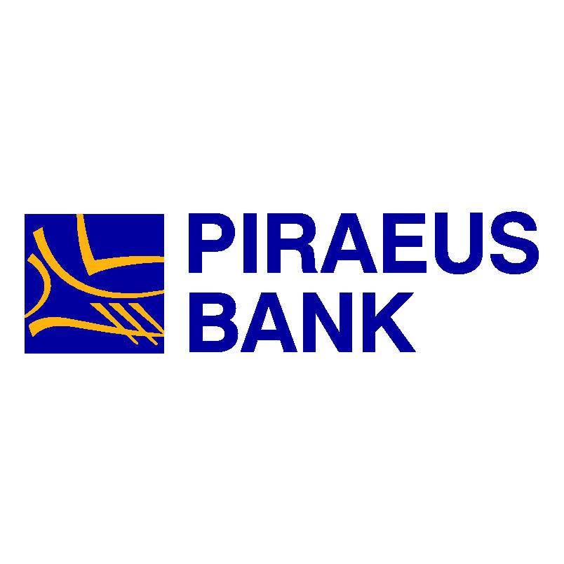 PIRAEUS BANK LOGO